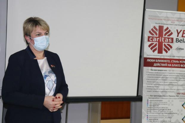 Жанна Чернявская приняла участие в открытии филиала Регионального центра социально-ориентированного местного предпринимательства