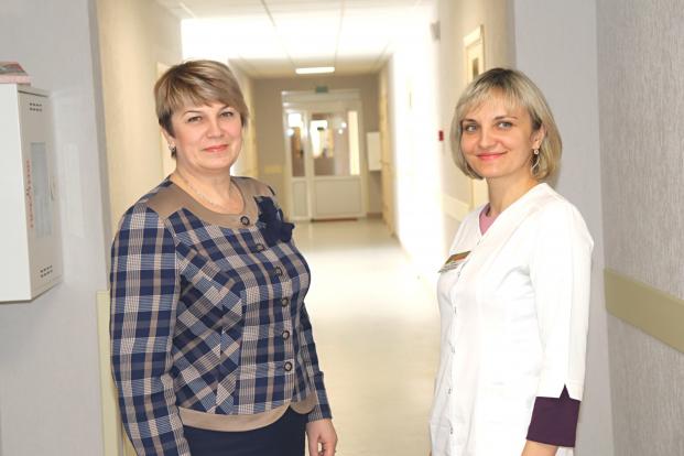 Впечатления от VI ВНС, вакцинация от коронавируса и строительные работы в ЦРБ: парламентарий Жанна Чернявская провела встречу с медиками
